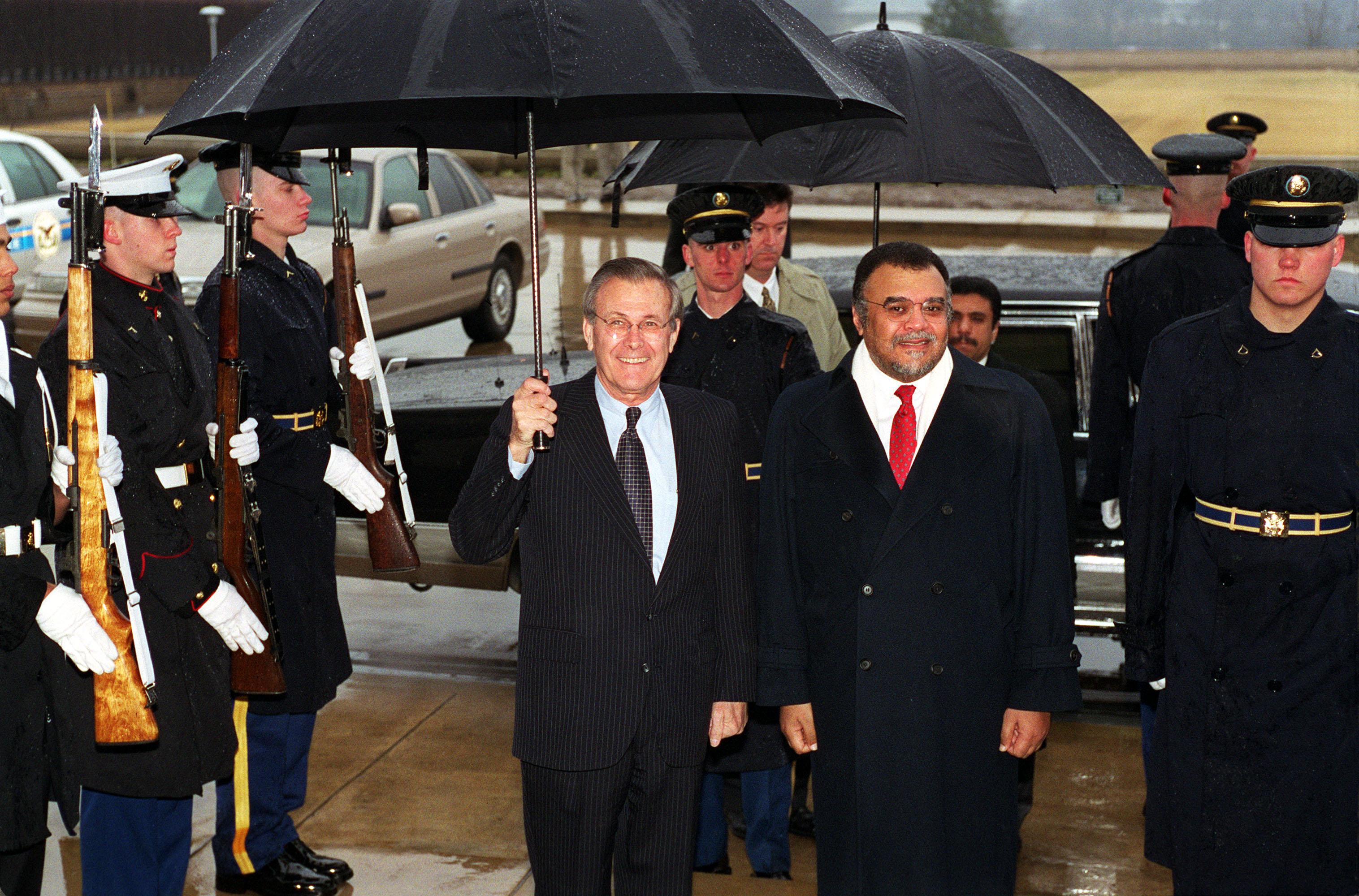 Tokoh Lobi Amerika Pangeran Bandar Kepala Intelijen Saudi