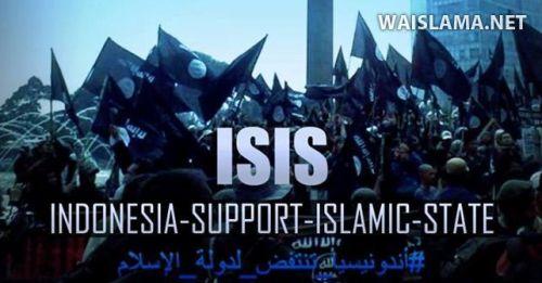 Dukungan-Muslim-Indonesia-kepada-ISIS-di-bundaran-HI