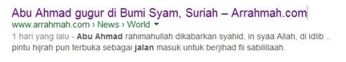 abu ahmad