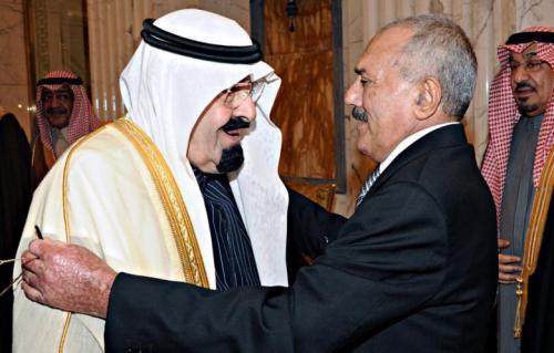Yemen_Saleh_Saudi_pic_1